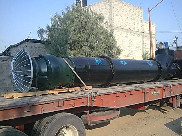 Bomba 500 HP