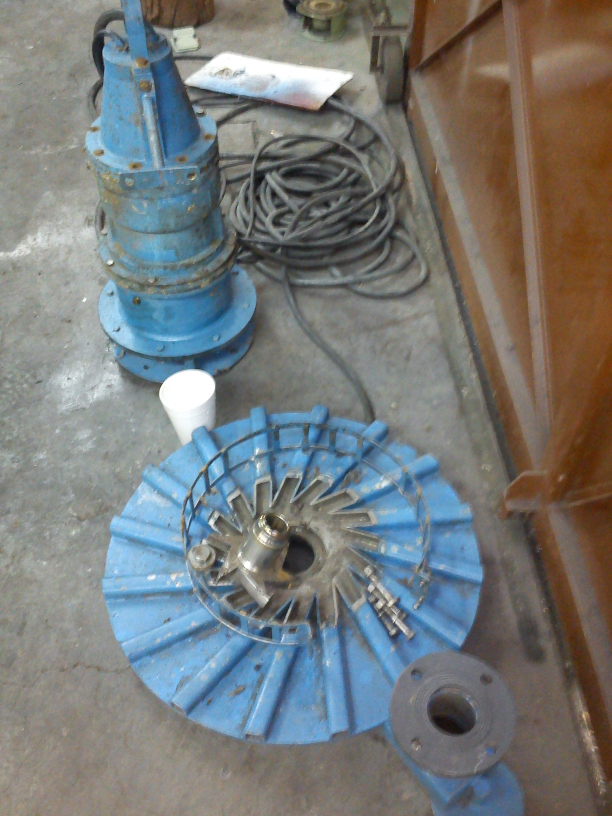 Bombas para agua Sumergibles