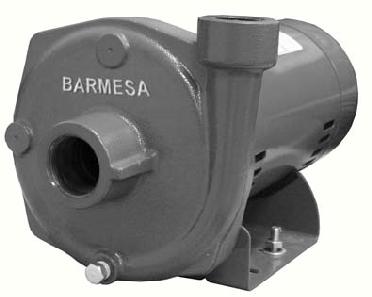 Bomba para agua Barnes SAP