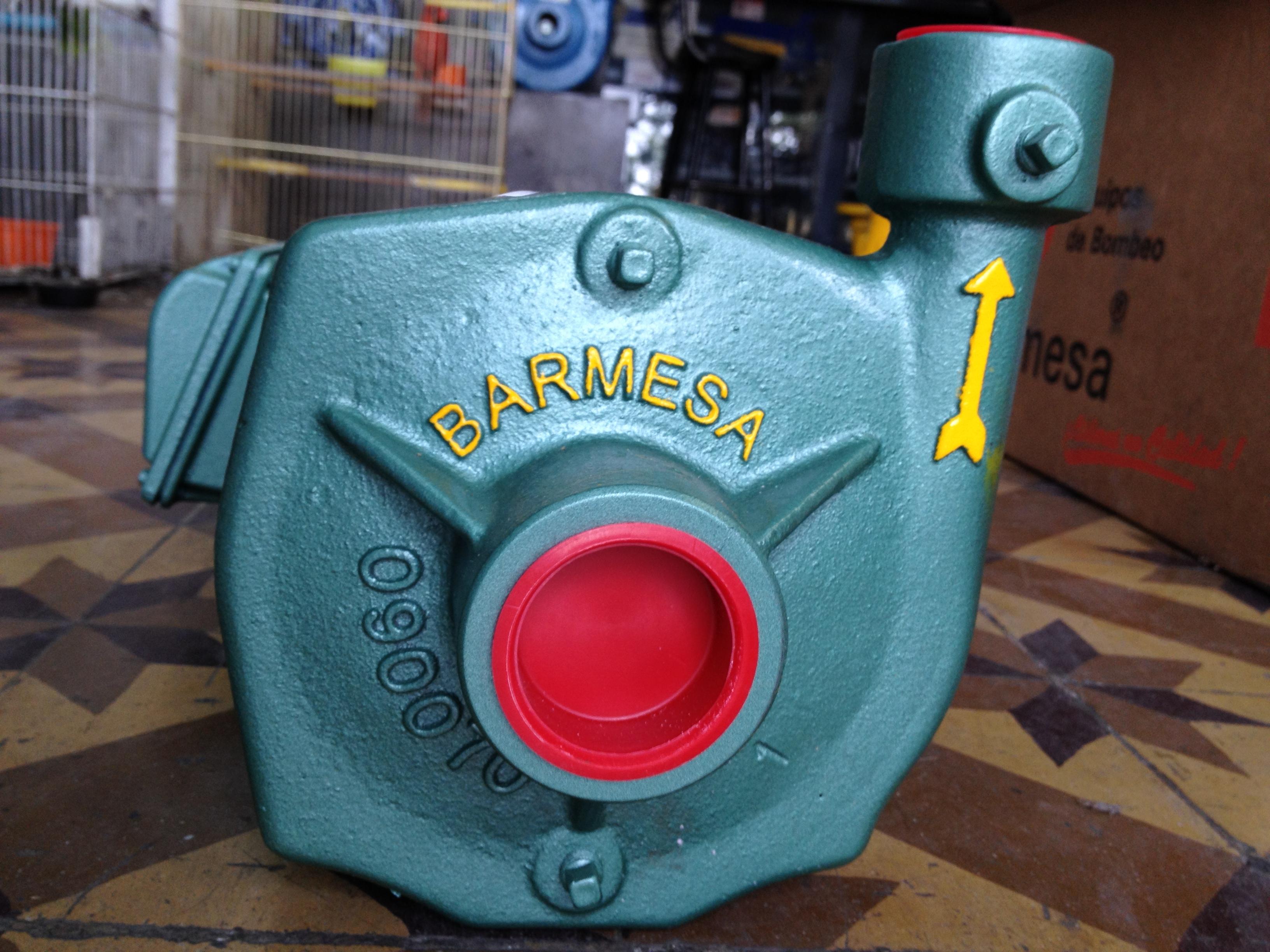 Bombas de Agua Barnes