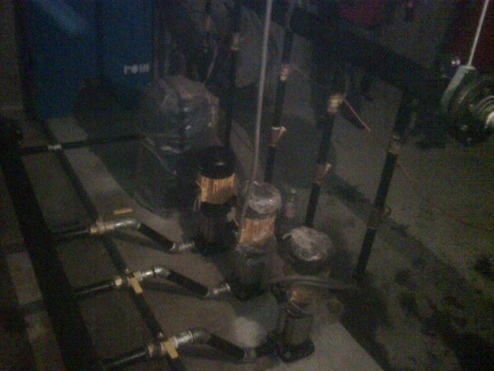 Hidroneumatico presion constante