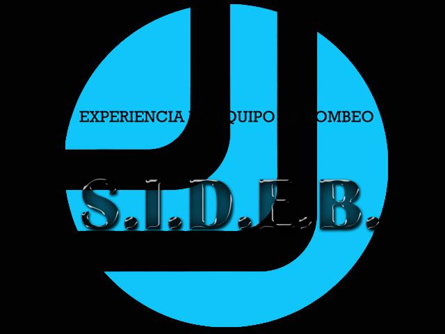 Bombas SIDEB