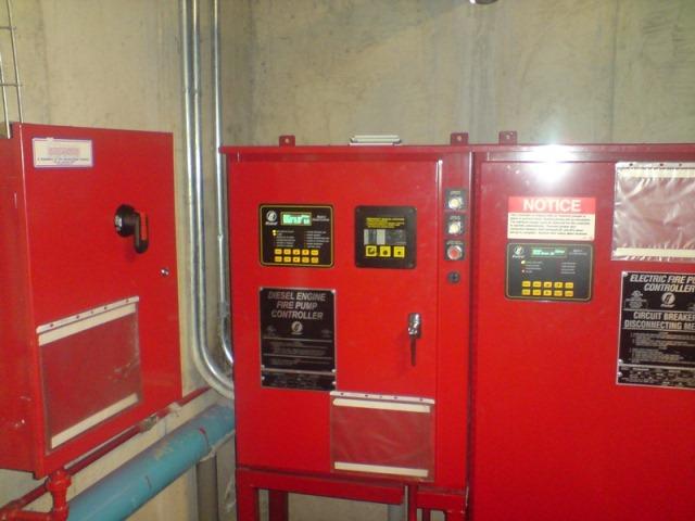 Tableros de Control Sistemas Contra Incendio