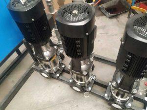 Bombas de agua para hidroneumático
