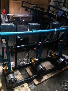 Bombas de agua para equipo hidroneumático