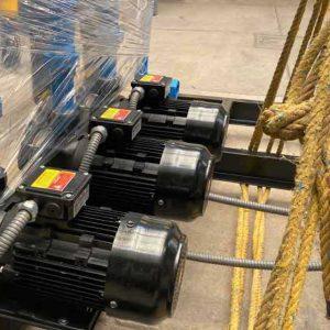 Bombas de agua de equipo hidroneumático