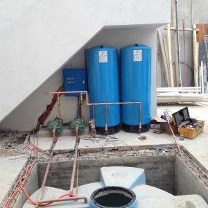 Instalacde equipo hidroneumáticoión